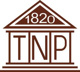 tnp logo krzywe brown