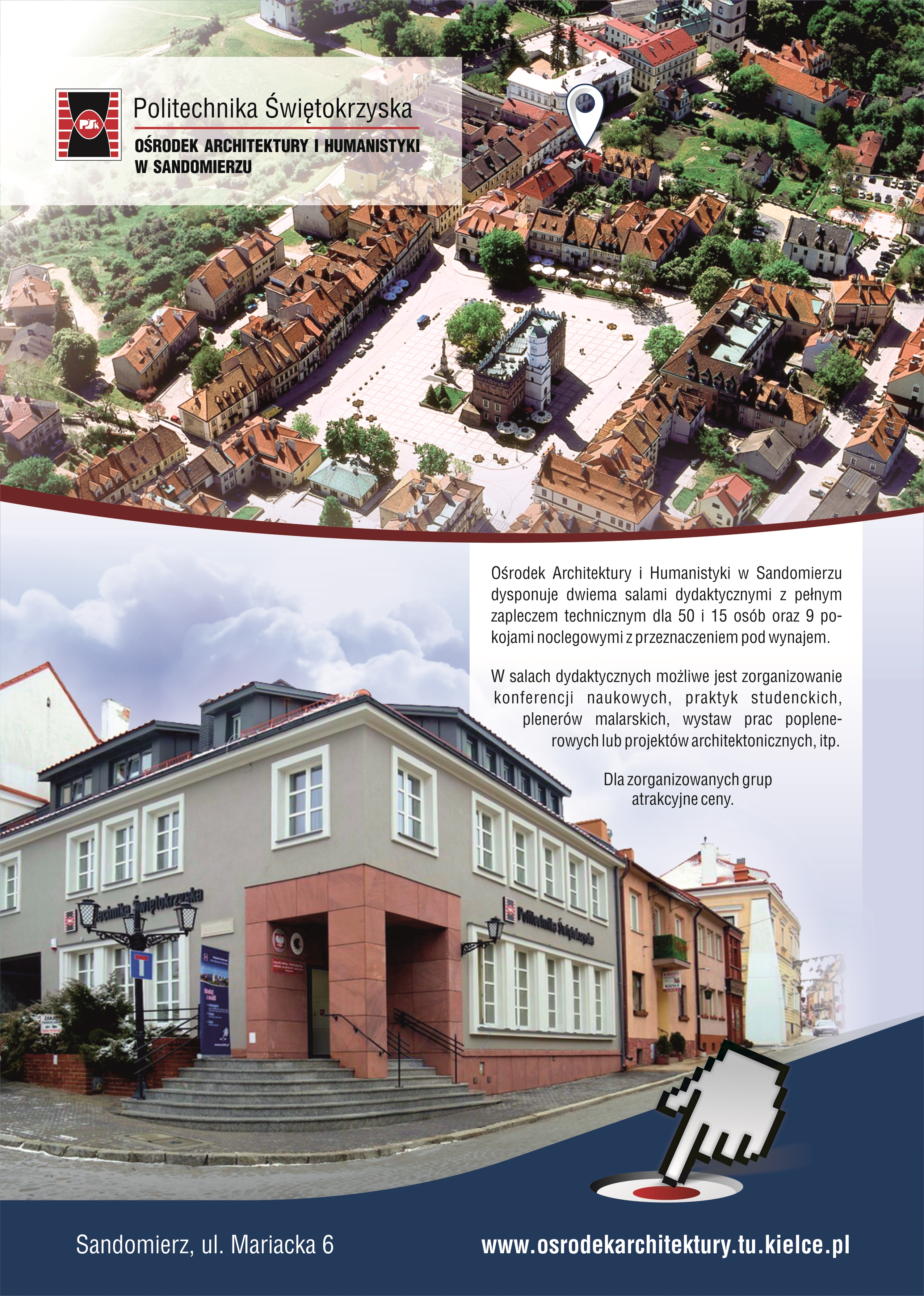 Ośrodek Architektury i Humanistyki w Sandomierzu