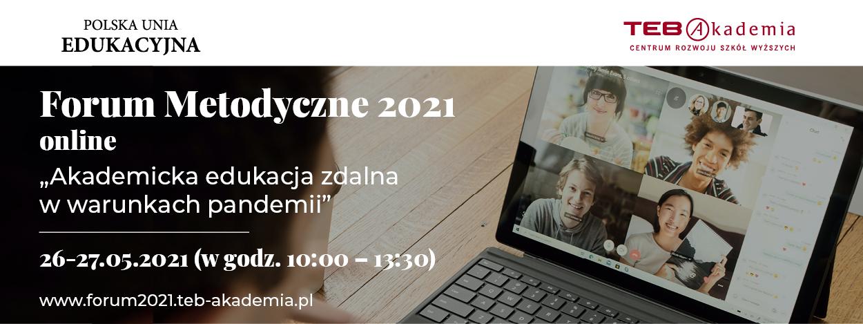 Forum Metodyczne 2021 TEB Akademia